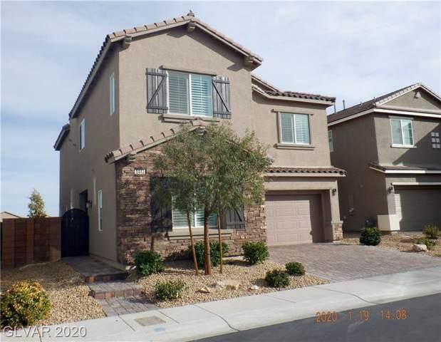 5442 Riglos Rock, Las Vegas, NV 89113 (MLS #2166587) :: Signature Real Estate Group