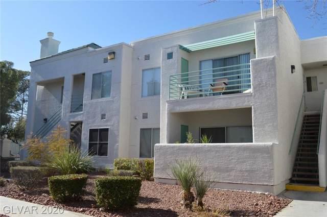 7100 Pirates Cove Road #2113, Las Vegas, NV 89145 (MLS #2166725) :: Hebert Group | Realty One Group
