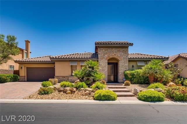 9618 Bella Citta Street, Las Vegas, NV 89178 (MLS #2166742) :: Vestuto Realty Group