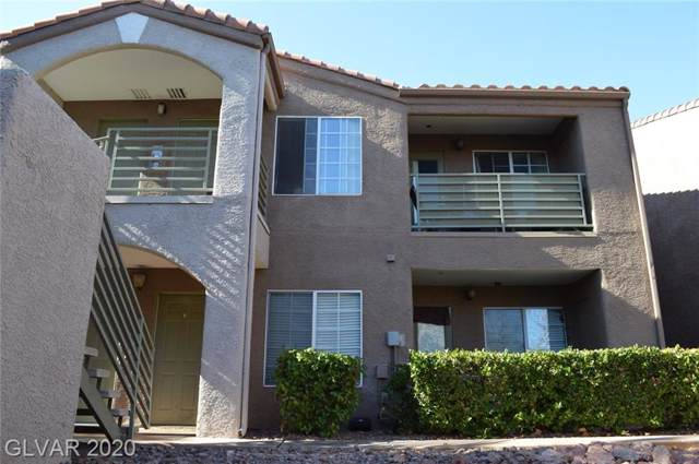 7730 Secret Shore Drive #103, Las Vegas, NV 89128 (MLS #2166942) :: Helen Riley Group | Simply Vegas