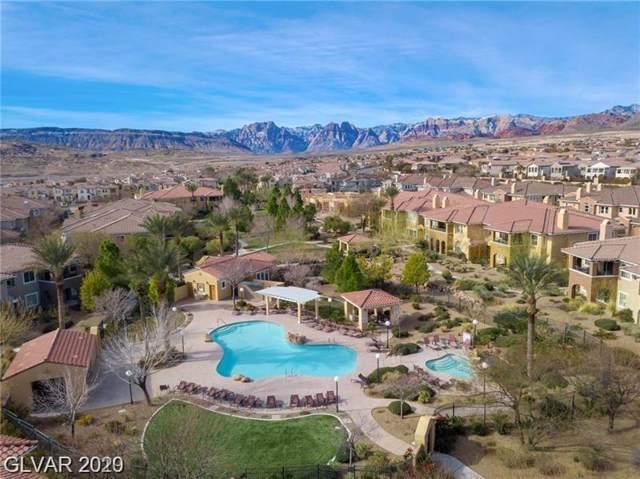 11830 Portina #2033, Las Vegas, NV 89138 (MLS #2167117) :: Billy OKeefe | Berkshire Hathaway HomeServices