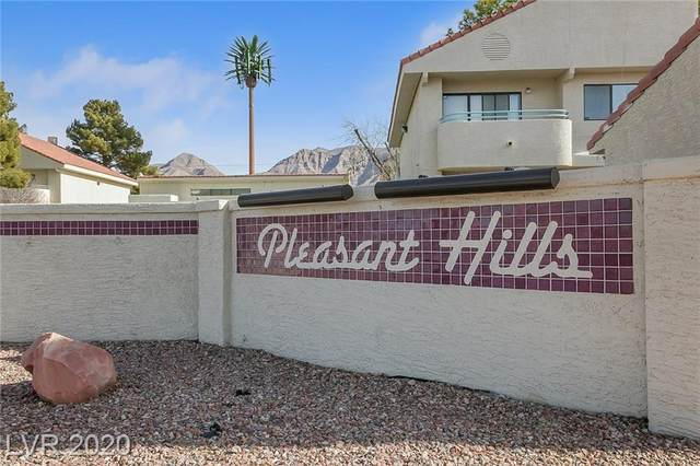 950 N Sloan Lane #104, Las Vegas, NV 89110 (MLS #2167324) :: The Perna Group