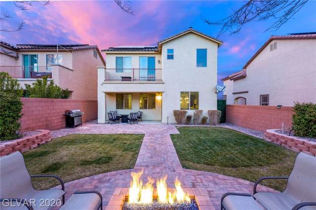 10607 College Hill, Las Vegas, NV 89166 (MLS #2167571) :: Trish Nash Team
