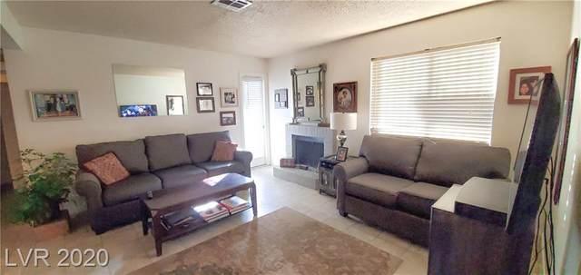 1701 Katie Avenue #11, Las Vegas, NV 89119 (MLS #2167733) :: The Shear Team