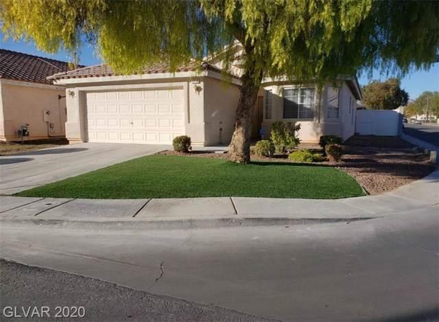 1210 Granite Ash Avenue, Las Vegas, NV 89081 (MLS #2167779) :: ERA Brokers Consolidated / Sherman Group