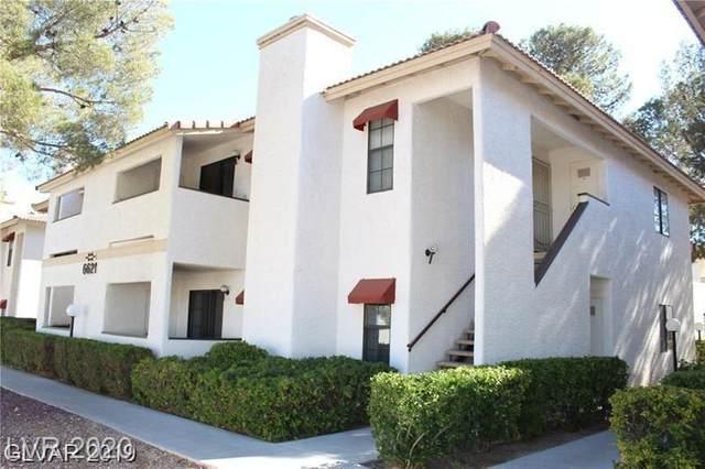6621 Tropicana Avenue #102, Las Vegas, NV 89103 (MLS #2167973) :: Helen Riley Group   Simply Vegas