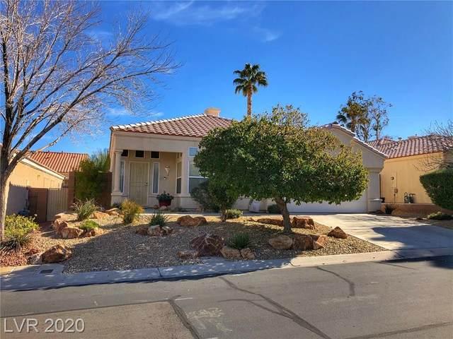 1519 Camino Summit Avenue, Henderson, NV 89012 (MLS #2168785) :: Signature Real Estate Group