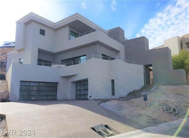 1687 Tangiers Drive, Henderson, NV 89012 (MLS #2169296) :: Vestuto Realty Group