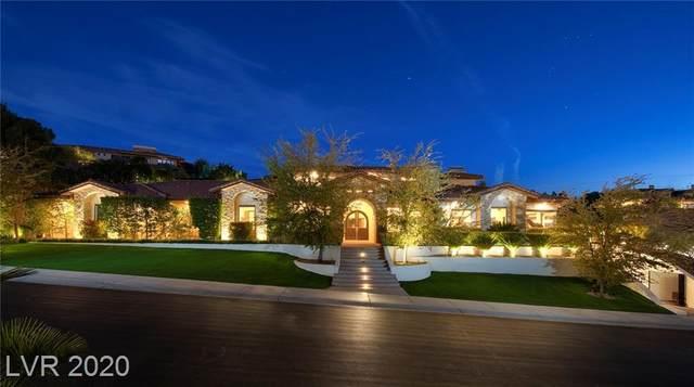 9 Corral De Tierra Place, Henderson, NV 89052 (MLS #2169438) :: Signature Real Estate Group