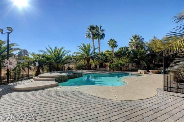 2909 La Mesa Drive, Henderson, NV 89014 (MLS #2169529) :: The Lindstrom Group