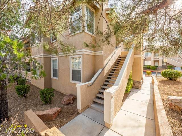 9901 Trailwood Drive #2120, Las Vegas, NV 89134 (MLS #2169538) :: Jeffrey Sabel