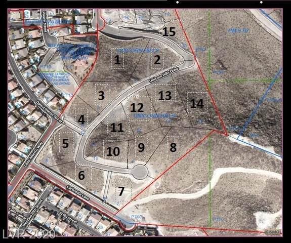 320 Unicorn Hills Drive, Henderson, NV 89012 (MLS #2169894) :: The Mark Wiley Group | Keller Williams Realty SW