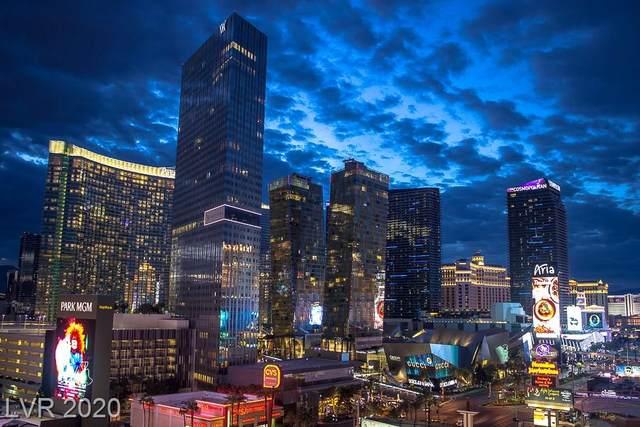 3750 Las Vegas Boulevard #4104, Las Vegas, NV 89158 (MLS #2170028) :: Signature Real Estate Group