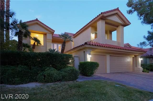 8020 Castle Pines, Las Vegas, NV 89113 (MLS #2170043) :: The Lindstrom Group