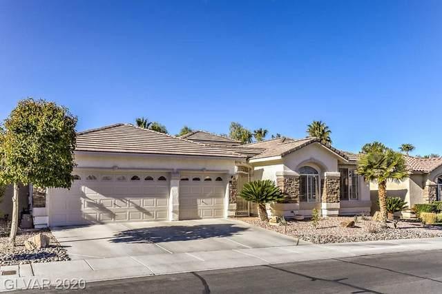 391 Fynn Valley, Las Vegas, NV 89148 (MLS #2170046) :: Vestuto Realty Group