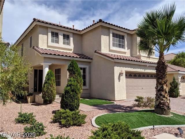 10906 Fishers Island, Las Vegas, NV 89141 (MLS #2170327) :: The Lindstrom Group