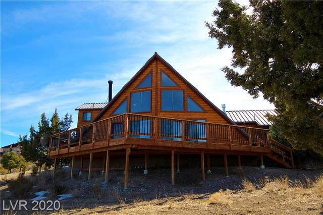 15 Timberline Drive, Cold Creek, NV 89124 (MLS #2170644) :: Signature Real Estate Group