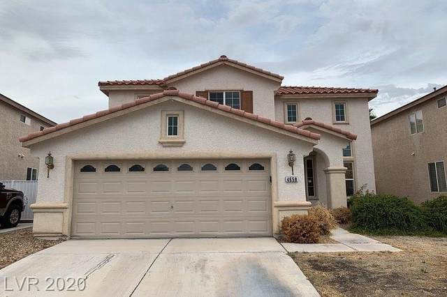 4658 Maxwell Peak Court, Las Vegas, NV 89139 (MLS #2170900) :: The Mark Wiley Group | Keller Williams Realty SW