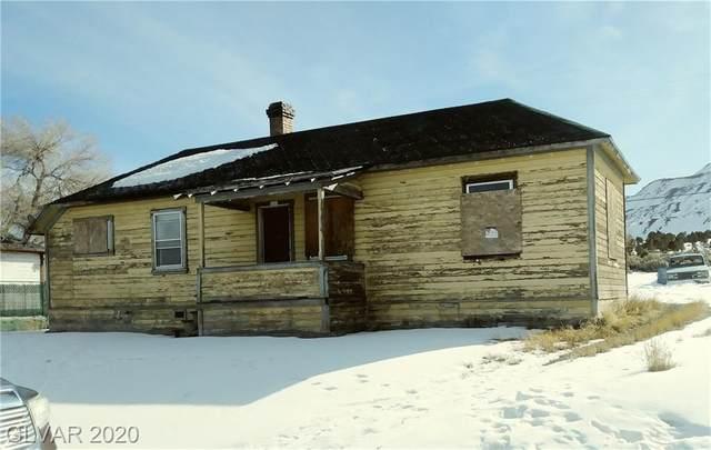 35 Keystone, Ruth, NV 89319 (MLS #2171204) :: Signature Real Estate Group