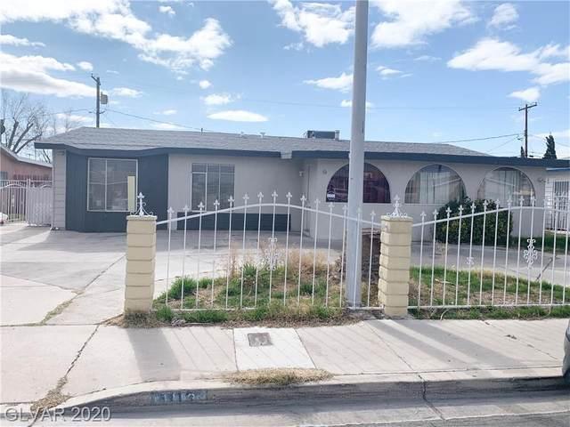 North Las Vegas, NV 89106 :: Signature Real Estate Group