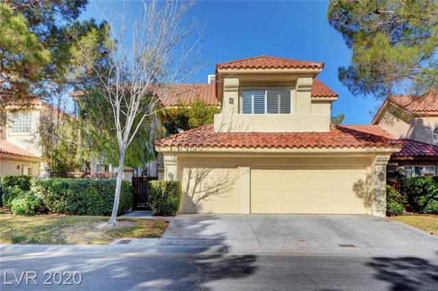 7960 Castle Pines, Las Vegas, NV 89113 (MLS #2171616) :: Signature Real Estate Group