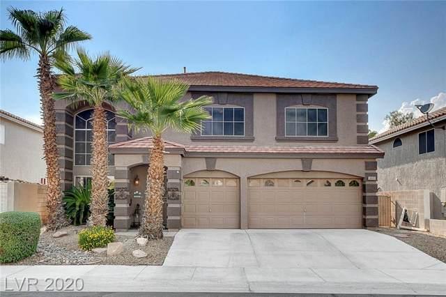 3605 Silver Brook Street, Las Vegas, NV 89129 (MLS #2171767) :: Helen Riley Group | Simply Vegas