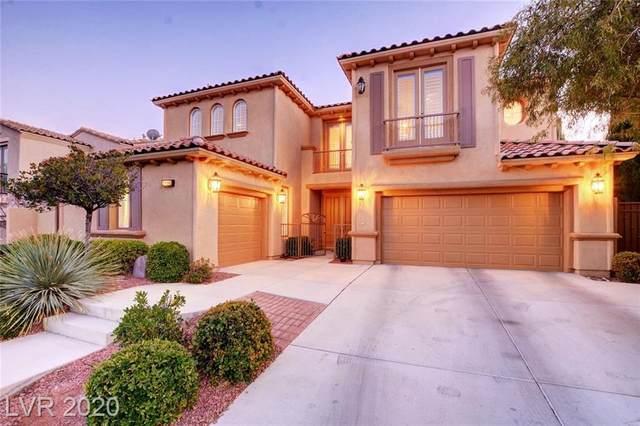 11523 Glowing Sunset, Las Vegas, NV 89135 (MLS #2171780) :: Trish Nash Team