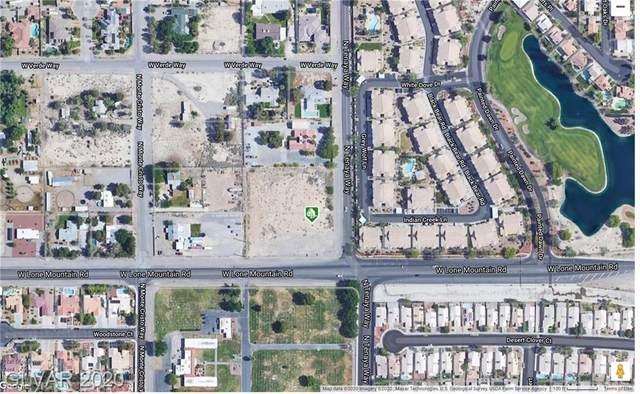 Tenaya, Las Vegas, NV 89149 (MLS #2171789) :: Trish Nash Team
