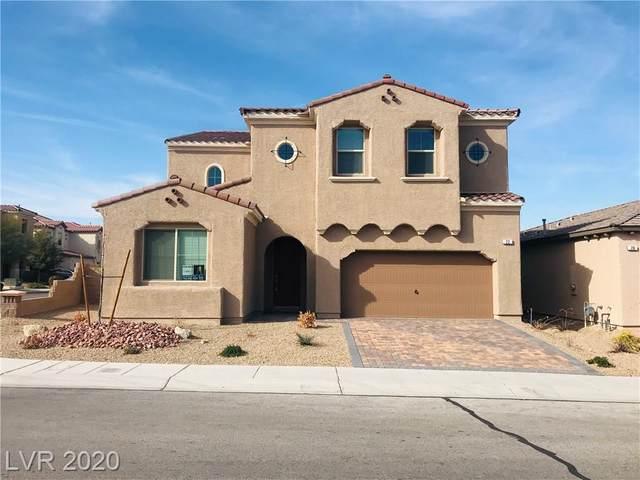 22 Sloping Green Drive, Las Vegas, NV 89148 (MLS #2172067) :: Vestuto Realty Group