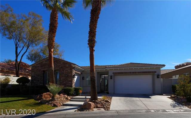 11365 Sandstone Ridge, Las Vegas, NV 89135 (MLS #2172342) :: Trish Nash Team