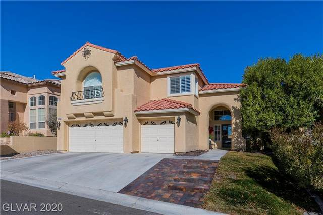 10108 Hill Country, Las Vegas, NV 89134 (MLS #2172347) :: Trish Nash Team