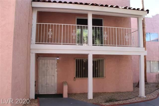 2218 Desert Inn Road, Las Vegas, NV 89169 (MLS #2172413) :: Hebert Group | Realty One Group