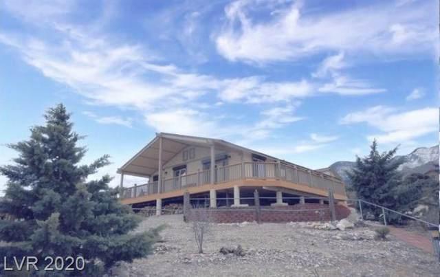 106 Hidden Lake, Cold Creek, NV 89124 (MLS #2172556) :: Trish Nash Team