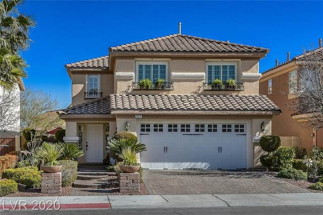 1312 Calle Montery, Las Vegas, NV 89117 (MLS #2173114) :: Signature Real Estate Group