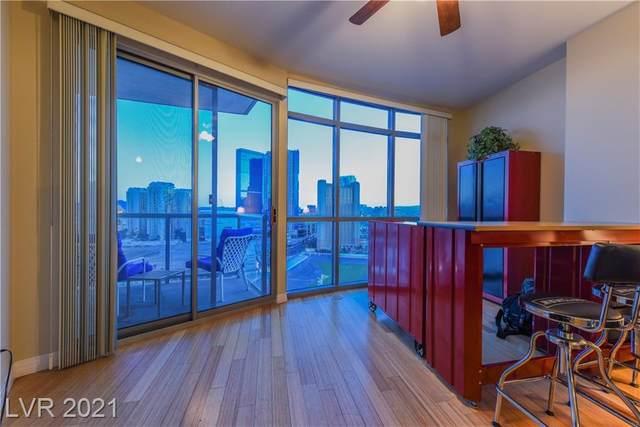 200 Sahara Avenue #2305, Las Vegas, NV 89102 (MLS #2173257) :: DT Real Estate