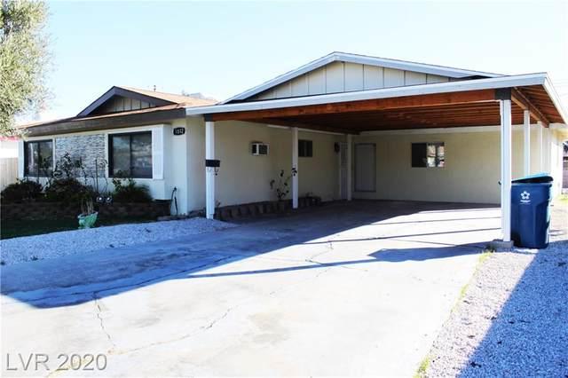 1812 Manhattan, Las Vegas, NV 89106 (MLS #2173552) :: Signature Real Estate Group