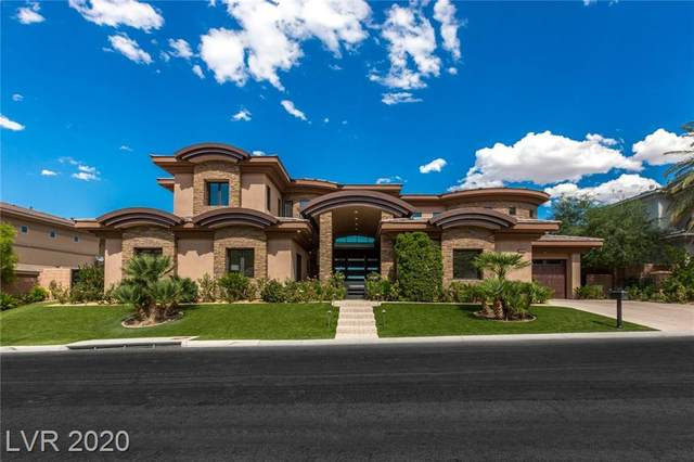 1452 Macdonald Ranch Drive, Henderson, NV 89012 (MLS #2173614) :: Signature Real Estate Group