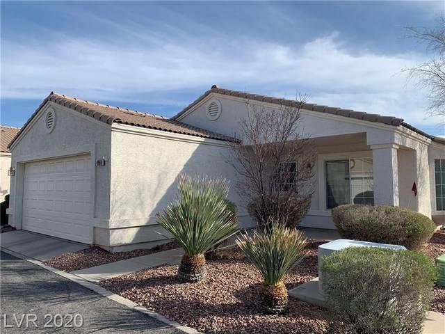 4968 Mascaro Drive, Las Vegas, NV 89122 (MLS #2173709) :: Signature Real Estate Group
