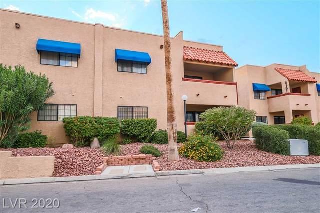 4111 Sanderling Circle #360, Las Vegas, NV 89103 (MLS #2173772) :: Hebert Group | Realty One Group