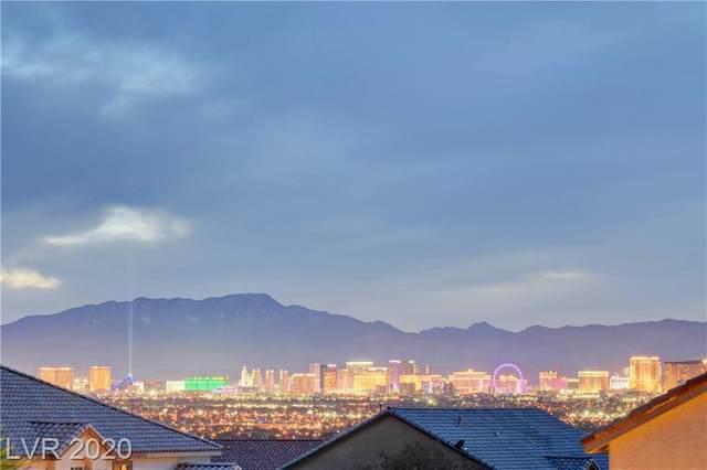 395 Radwick Drive, Las Vegas, NV 89110 (MLS #2173802) :: The Lindstrom Group