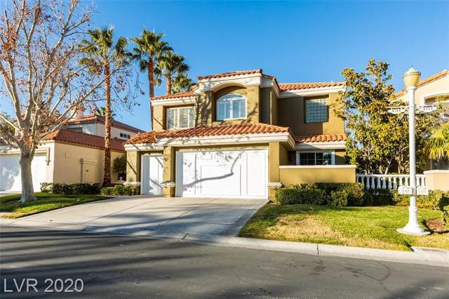 8320 Carmel Ridge, Las Vegas, NV 89113 (MLS #2173869) :: The Lindstrom Group