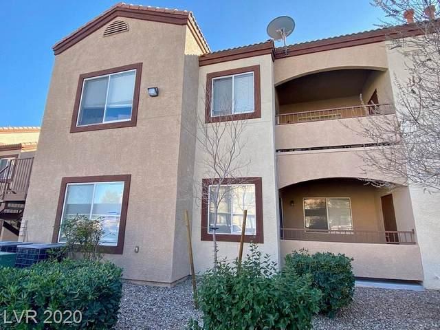 9580 Reno #152, Las Vegas, NV 89148 (MLS #2173909) :: Trish Nash Team