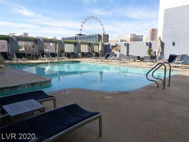 211 E Flamingo Road #1109, Las Vegas, NV 89169 (MLS #2173919) :: The Shear Team