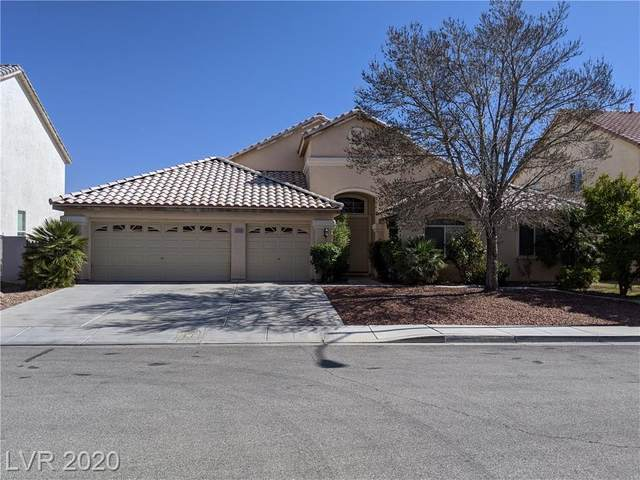 5550 Kings Row Court, Las Vegas, NV 89148 (MLS #2174591) :: Signature Real Estate Group