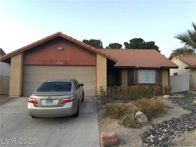 6120 Desert Sun Drive, Las Vegas, NV 89110 (MLS #2174891) :: Signature Real Estate Group