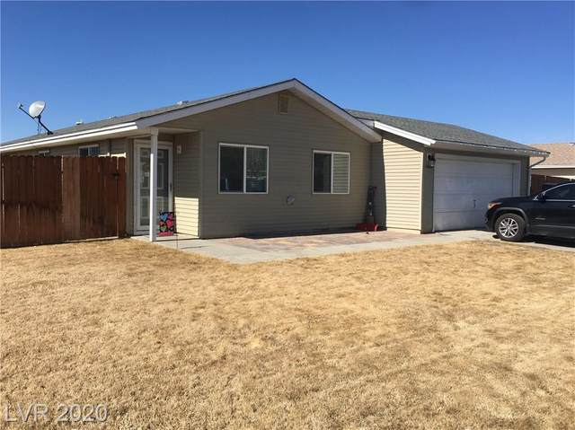 1001 75th East, Ely, NV 89301 (MLS #2174919) :: Signature Real Estate Group