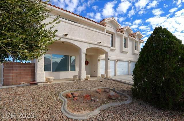 5616 Grand Guiness Court, Las Vegas, NV 89130 (MLS #2175082) :: Performance Realty