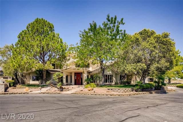 9995 El Campo Grande Avenue, Las Vegas, NV 89149 (MLS #2175093) :: Billy OKeefe | Berkshire Hathaway HomeServices