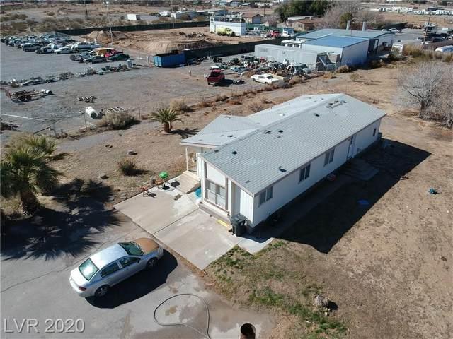 2151 N Walter, Pahrump, NV 89048 (MLS #2175197) :: The Lindstrom Group