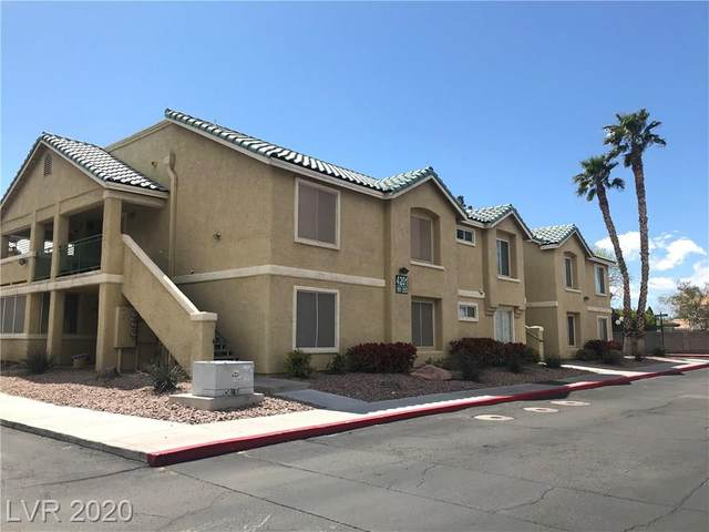 4201 Blarney Lane #102, Las Vegas, NV 89110 (MLS #2175235) :: Signature Real Estate Group